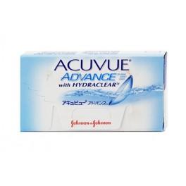 Acuvue Advance - 6 lentilles