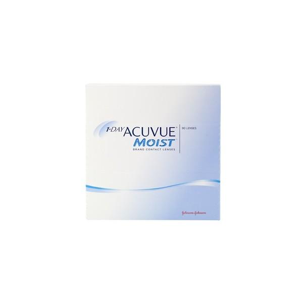 1-Day Acuvue Moist - 90 lentilles - VISUAL STUDIO cd2434ed87bd