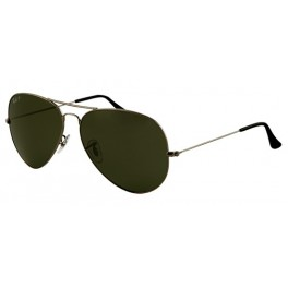 Ray-Ban Aviator Large Metal Rb 3025 004/58 C POLARIZED