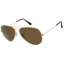 Ray-Ban Aviator Large Metal Rb 3025 001/57 A POLARIZED