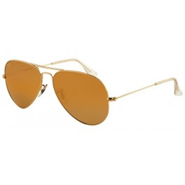 Ray-Ban Aviator Large Metal Rb 3025 001/4f A